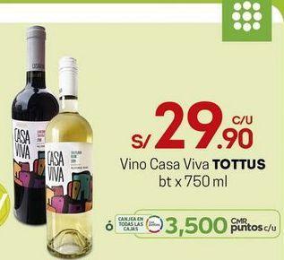 Oferta de Vino Tottus por S/ 29,9