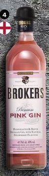 Oferta de Gin Brokers por