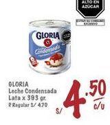 Oferta de Leche condensada Gloria por S/ 4,5