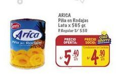 Oferta de Piña Arica por S/ 5,4
