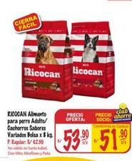 Oferta de Comida para perros Ricocan por S/ 53,9