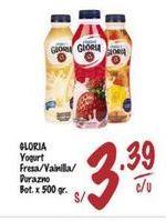 Oferta de Yogurt Gloria por S/ 3,39