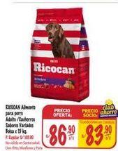 Oferta de Comida para perros Ricocan por S/ 86,9