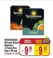 Oferta de Té Wawasana por S/ 9,9