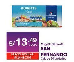 Oferta de Nuggets San Fernando por S/ 13,49