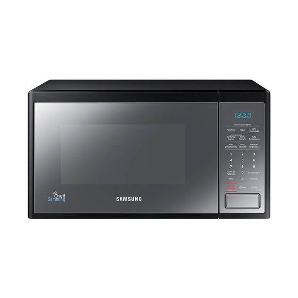 Oferta de Microondas Samsung, MS23, 23 litros por S/ 319