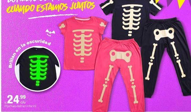 Oferta de Pijama disfraz infantil por S/ 24,99