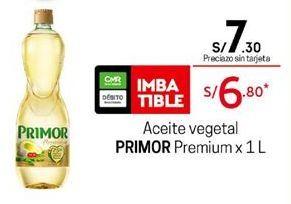 Oferta de Aceite Primor por S/ 7,3