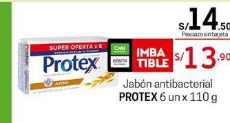 Oferta de Jabón Protex por S/ 14,5