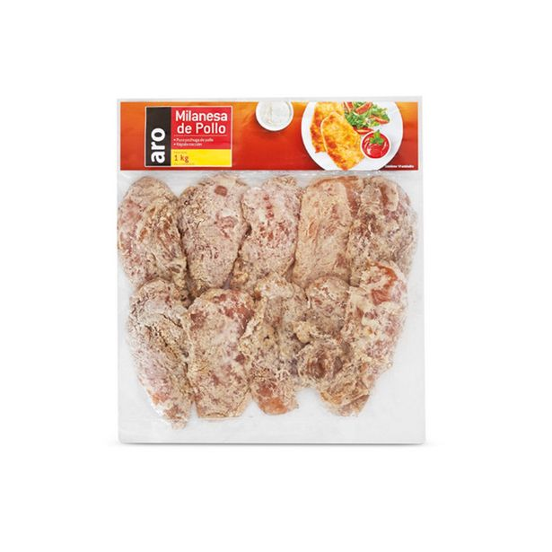 Oferta de Milanesa de pollo Aro por S/ 24,05