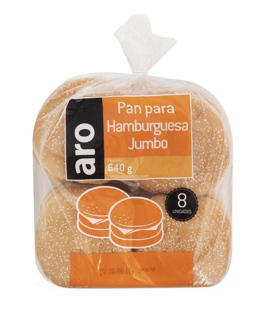 Oferta de Pan hamburguesa Aro por S/ 4,89