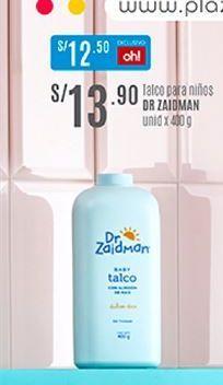 Oferta de Talco Dr. Zaidman por S/ 13,9