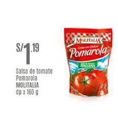 Oferta de Salsa de tomate Molitalia por S/ 1,19