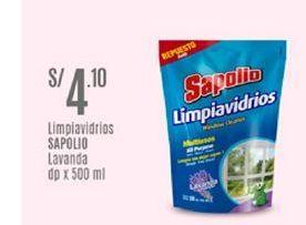 Oferta de Limpiadores Sapolio por S/ 4,1
