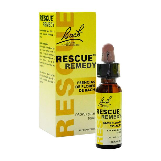 Oferta de Rescue Remedy Gotas Flores de Bach - Frasco 10 ML por S/ 79,9