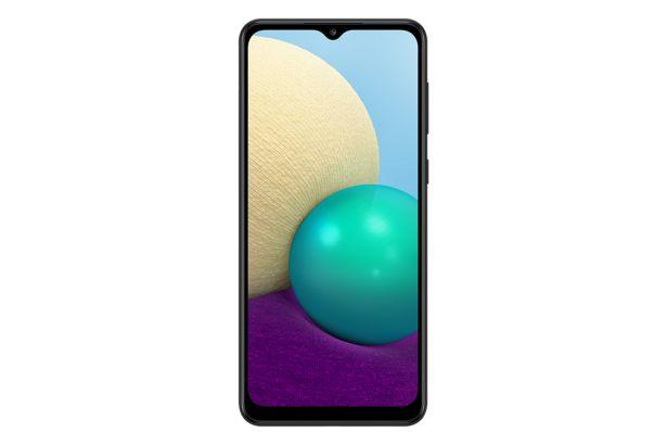 Oferta de Samsung Galaxy A02 Negro por S/ 469
