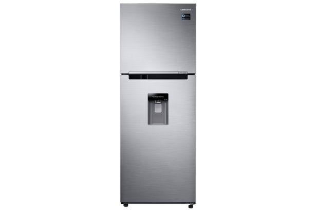 Oferta de Refrigeradora Samsung Top Freezer Silver con All-around Cooling 300L por S/ 1699