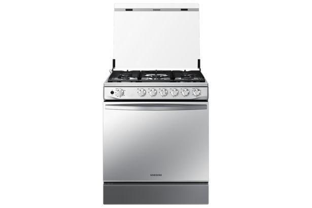 Oferta de Cocina a Gas Samsung de 5 Hornillas por S/ 1849