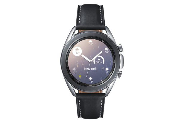 Oferta de Reloj Samsung Galaxy Watch3 41mm BT SM-R850NZSALTA  por S/ 1599