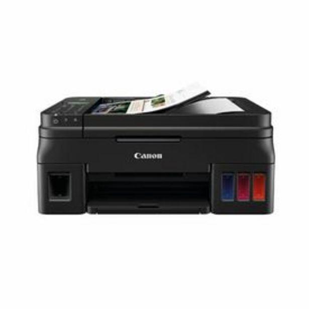 Oferta de Impresora Multifuncional CANON PIXMA G4111 por S/ 89900