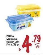 Oferta de Margarina Dorina por S/ 4,79