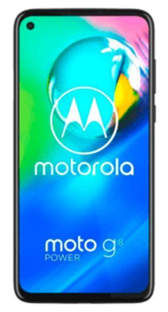 Oferta de Moto G8 Power Gris-Equipo Libre-EL por S/ 849