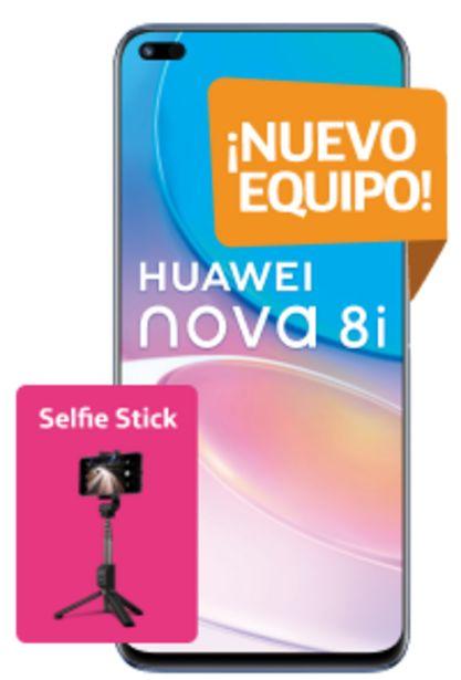 Oferta de Huawei Nova 8i por S/ 1449
