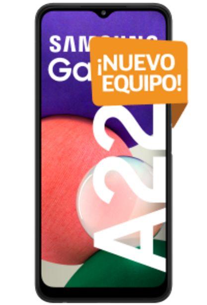 Oferta de Samsung Galaxy A22 4G por S/ 899