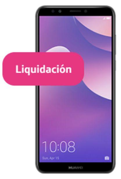 Oferta de Huawei Y7 2018 por S/ 199
