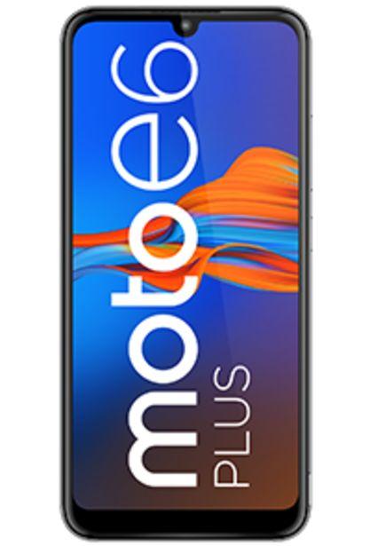 Oferta de Motorola Moto E6 Plus por S/ 349