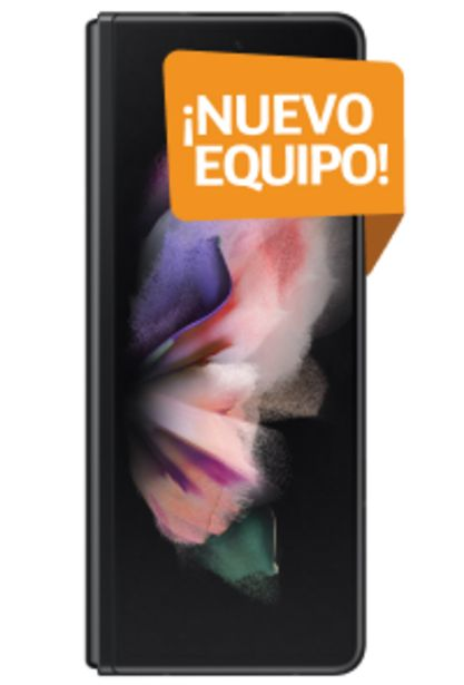 Oferta de Samsung Galaxy Z Fold 3 por S/ 7329