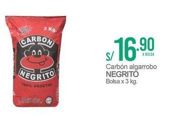 Oferta de Carbón Negrito por S/ 16,9