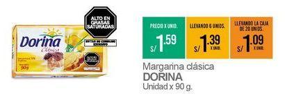 Oferta de Margarina Dorina por S/ 1,59