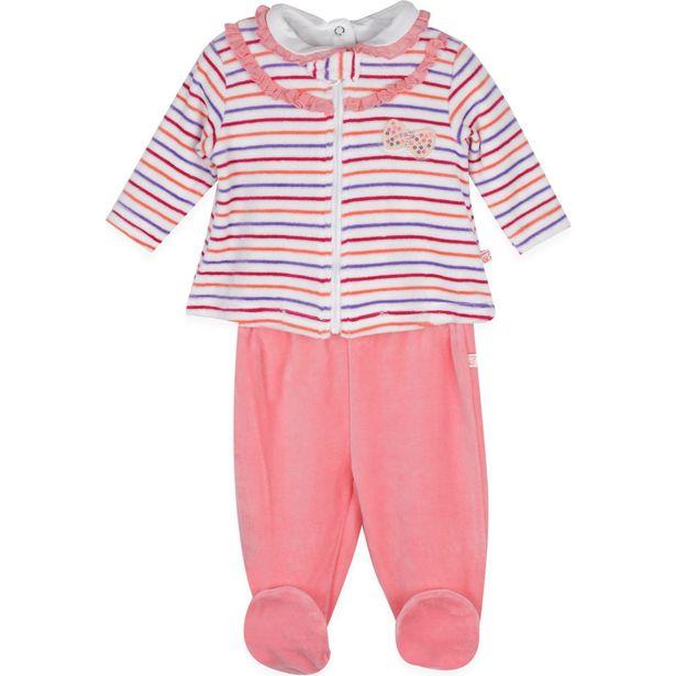 Oferta de PILLIN Conjunto 3pcs Plush Bebé Niña por S/ 49,5