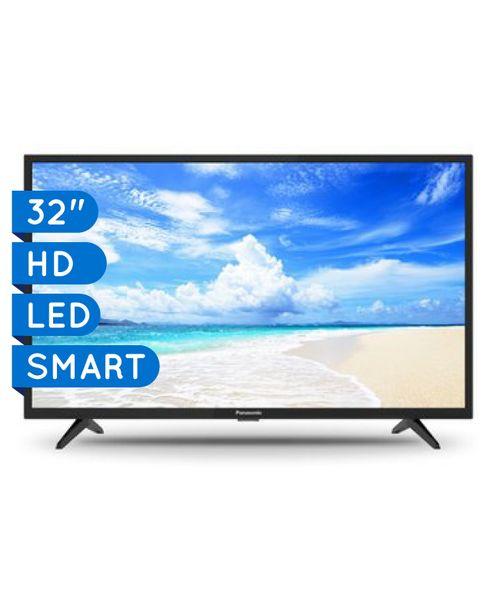 Oferta de TV LED PANASONIC VIERA HD SMART 32' TC-32FS500P por S/ 999