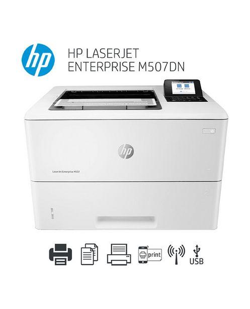 Oferta de IMPRESORA HP LASERJET ENTERPRISE M507DN por S/ 2199