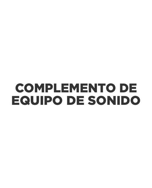 Oferta de COMPLEMENTO DE EQUIPO - NO SE VENDE POR SEPARADO por S/ 3999
