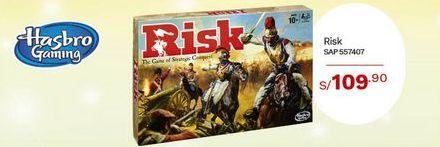 Oferta de Risk por S/ 109,9