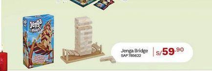 Oferta de Jenga Bridge por S/ 59,9