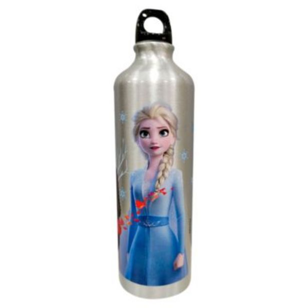 Oferta de Botella Aluminio Frozen 750ml por S/ 10,9