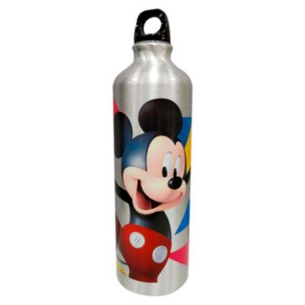 Oferta de Botella Aluminio Mickey 750ml por S/ 10,9