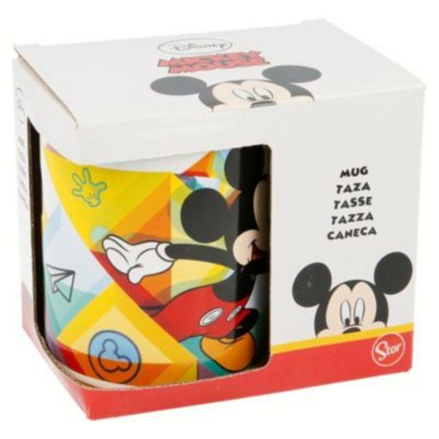 Oferta de Taza Porción 11oz Mickey por S/ 7,9