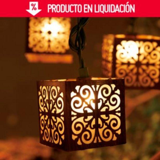 Oferta de Guirnalda Decorativa a Batería 10 Luces LED por S/ 24,9