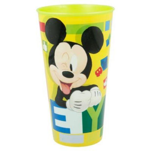 Oferta de Vaso movie Mickey Fruits por S/ 2,9