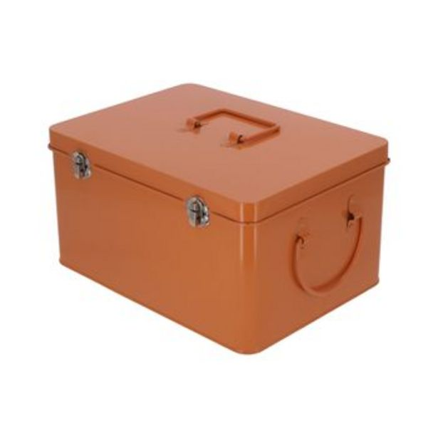 Oferta de Caja Metal Para Semillas 28x20,5x14cm por S/ 54,9