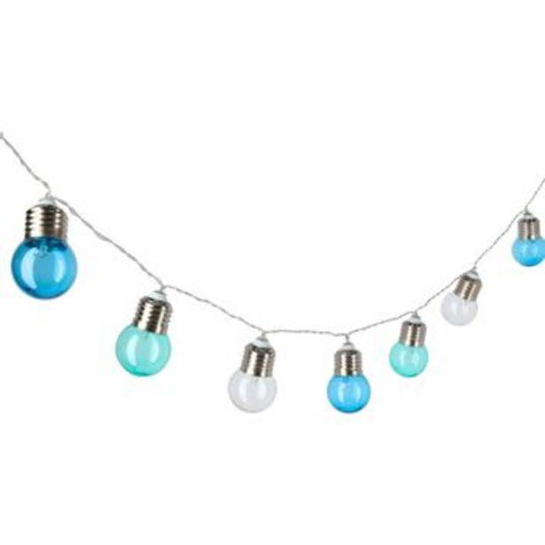 Oferta de Luces Decorativas 30 Ampolletas 4,65 M por S/ 54,9
