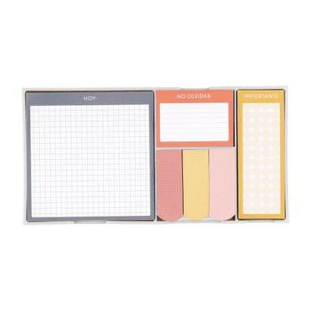 Oferta de Organizador Notas Adhesivas por S/ 27,9