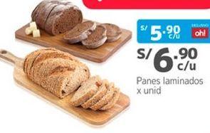 Oferta de Pan por S/ 6,9