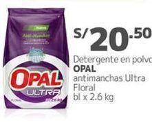 Oferta de Detergente en polvo Opal por S/ 20,5