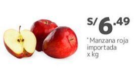Oferta de Manzanas por S/ 6,49